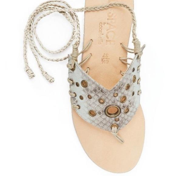 6919525de l space Shoes - L Space by Cocobelle NEW Amore Sandal